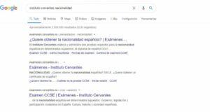 Examen Nacionalidad Española: ¿cómo inscribirse?