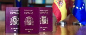 nacionalidad española por origen