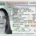 tarjeta de residencia