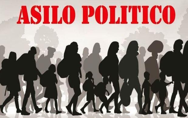 solicitud asilo politico