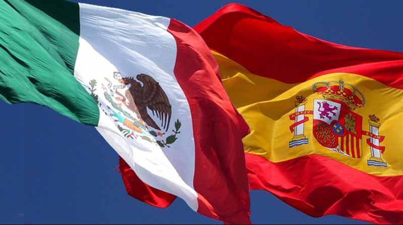 emigrar de Mexico a España