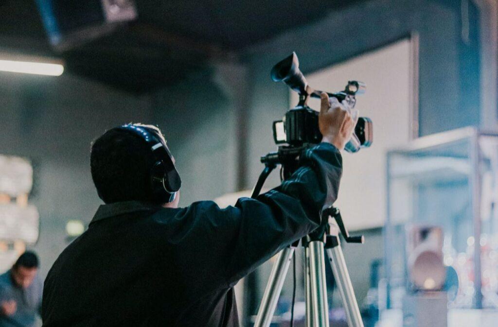 Residencia en España del personal del sector audiovisual
